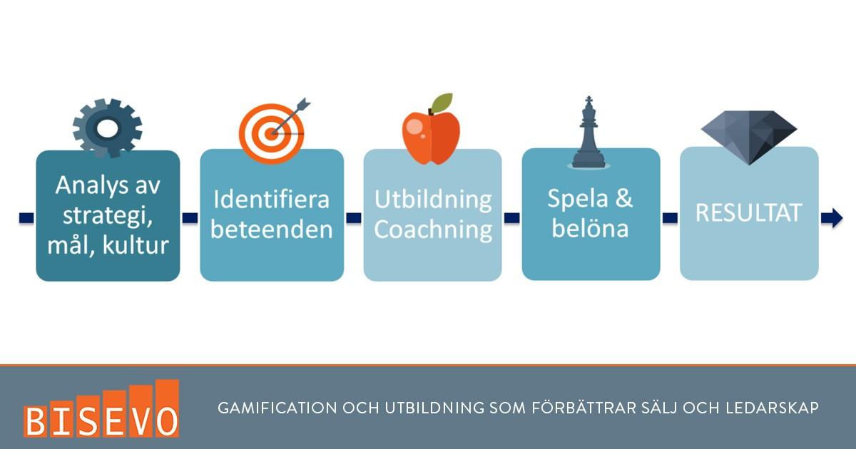 Utvärdering av ett gamification projekt